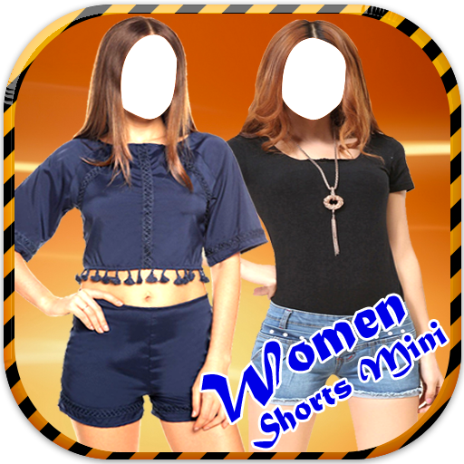 Women Shorts Mini Suit