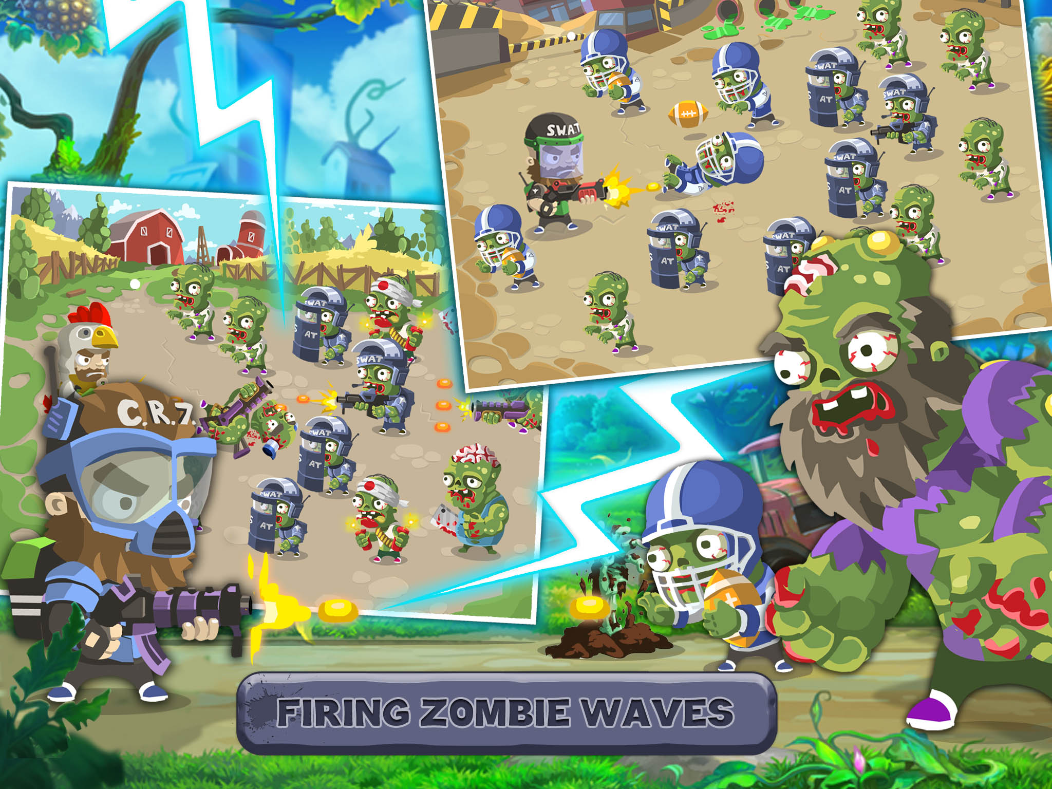 Zombie Boss Simulator