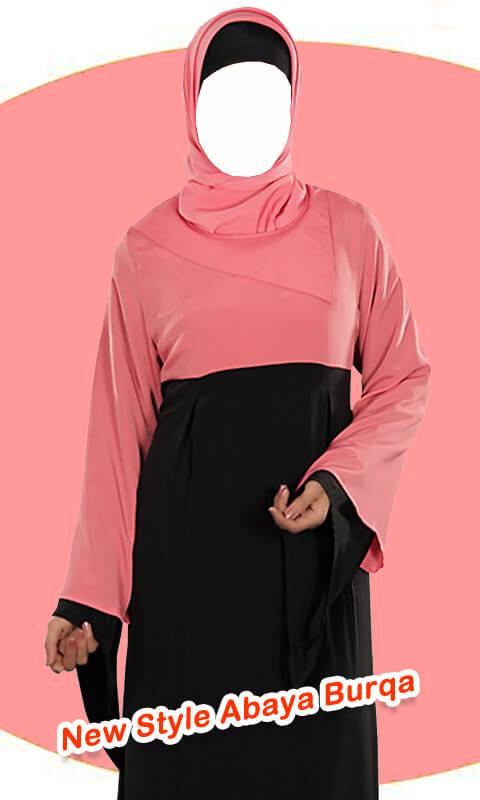 Abaya Burqa Style Suit