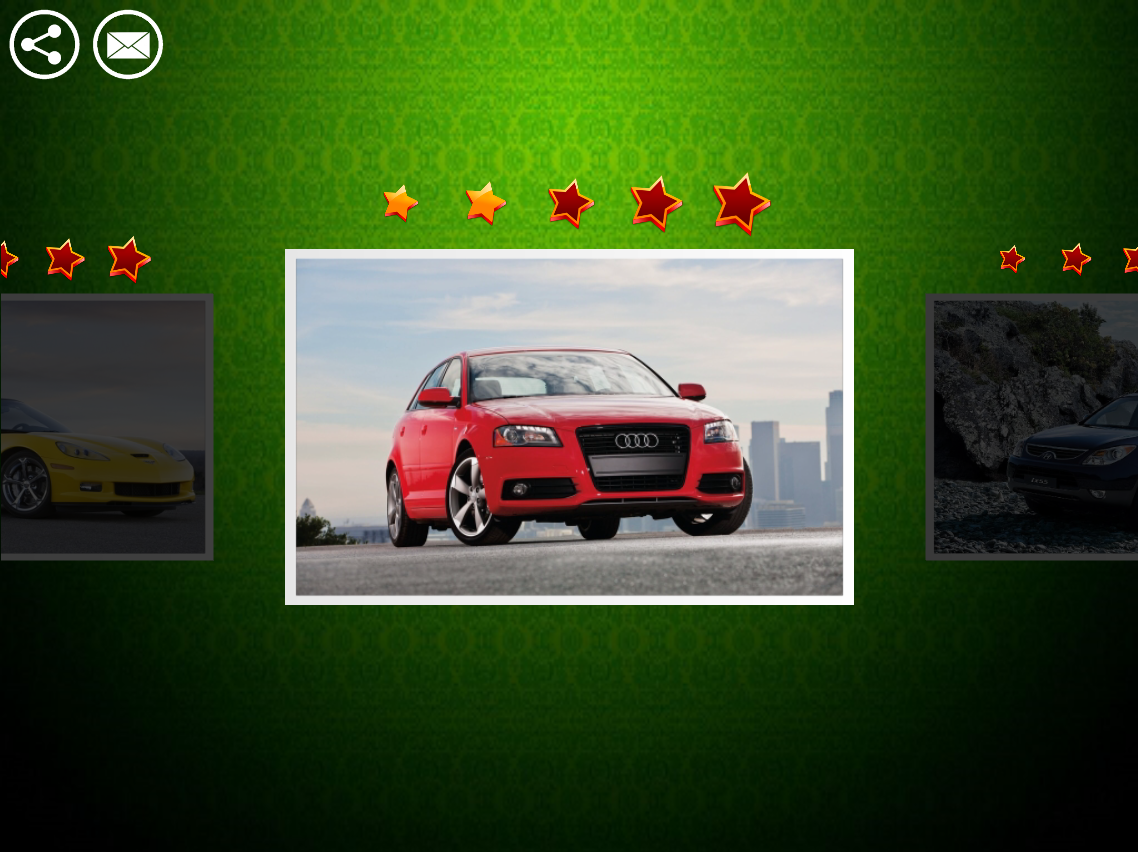 Car The Jigsaw Puzzle Free