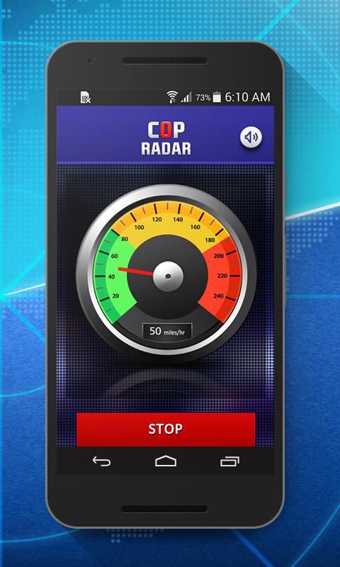 Cop Radar- Speed Detector