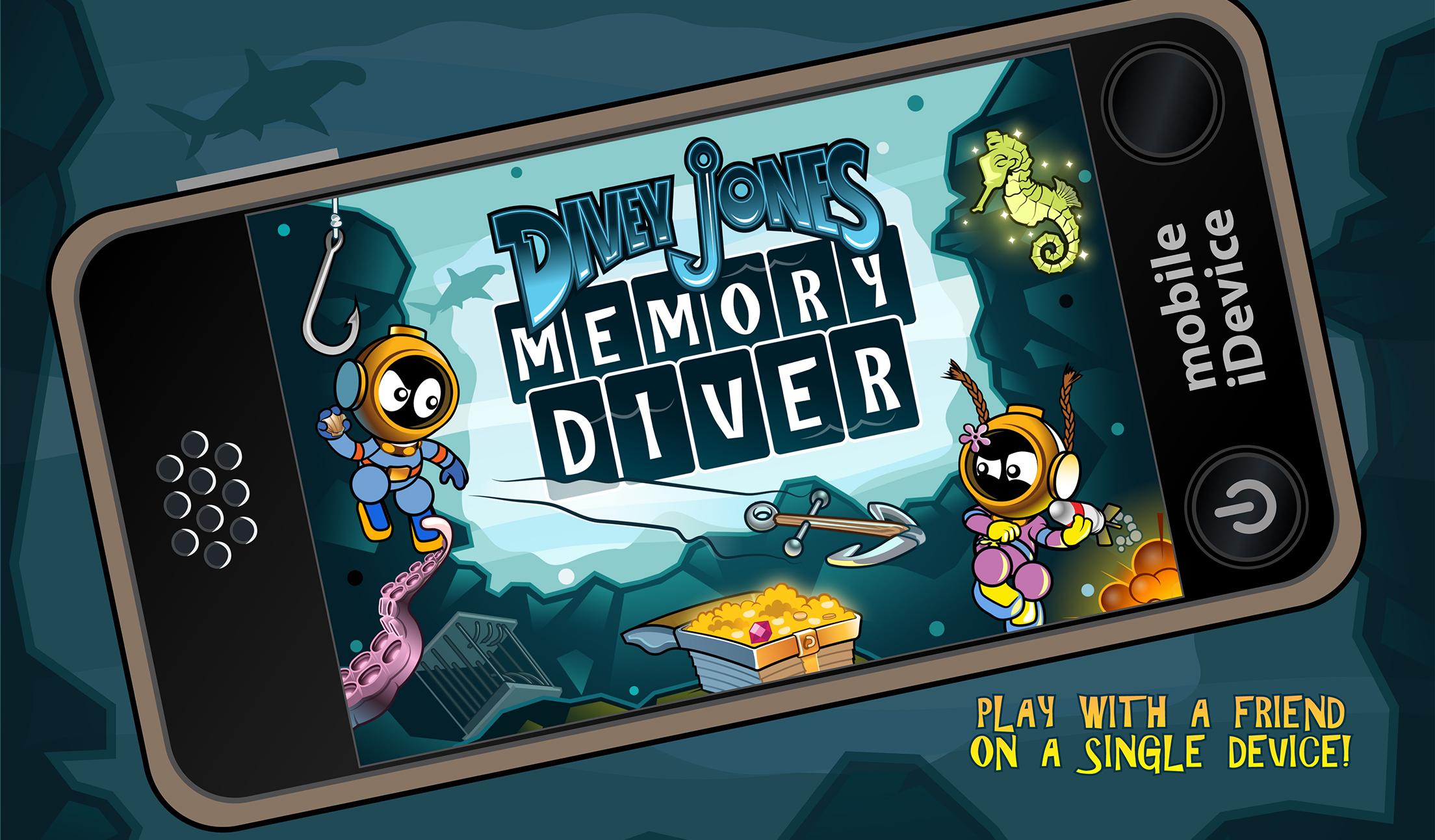 Divey Jones: Memory Diver