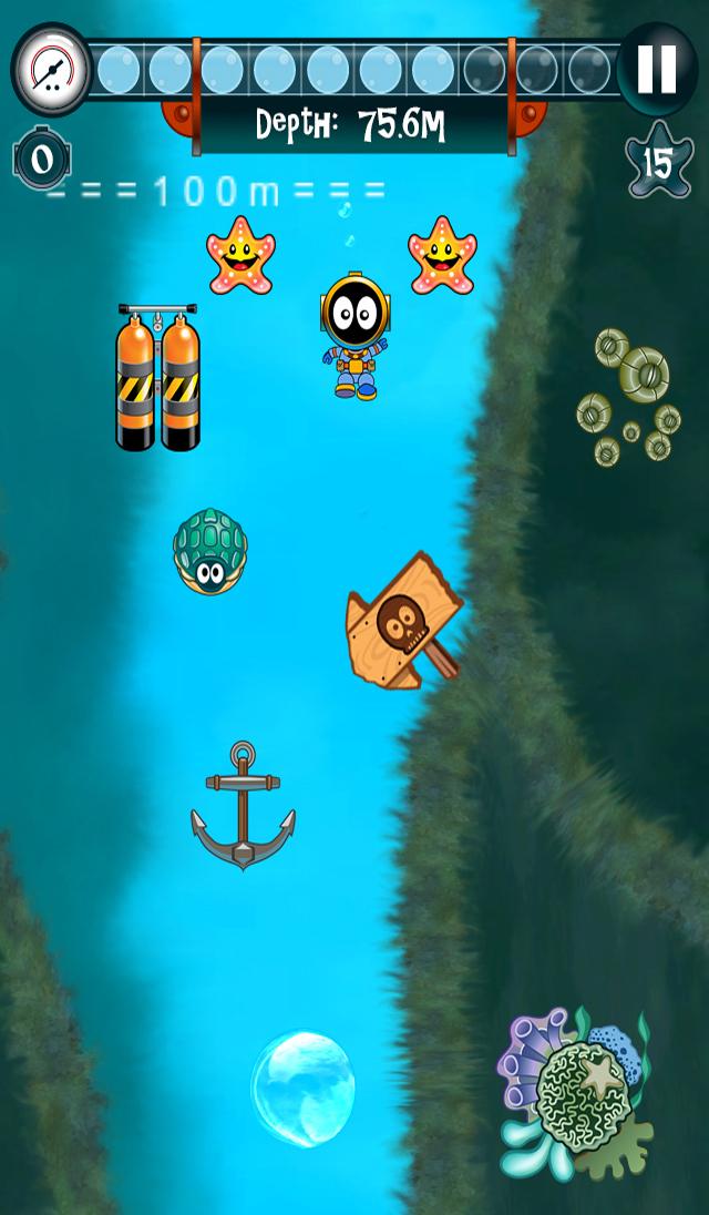Divey Jones: Ocean Odyssey