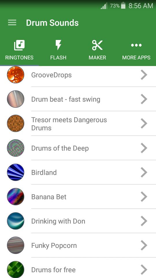 Drum Sounds