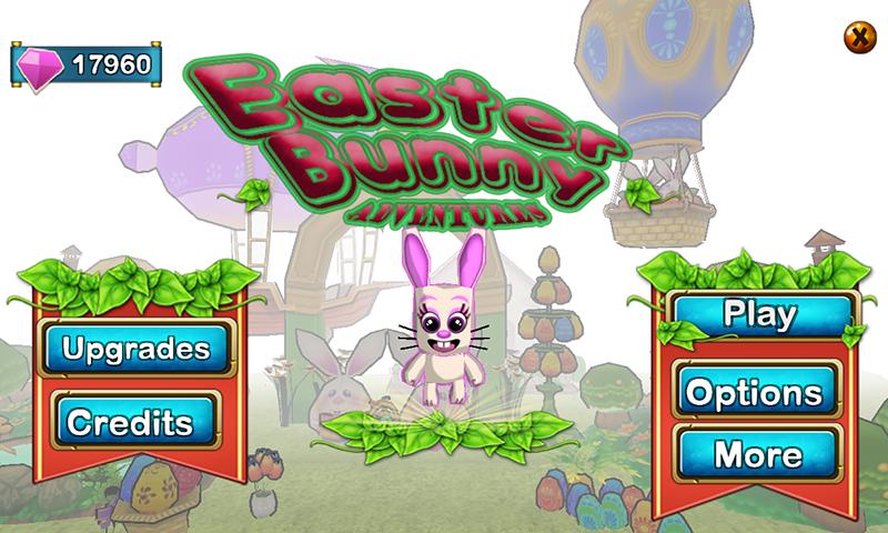 Easter Bunny Adventures