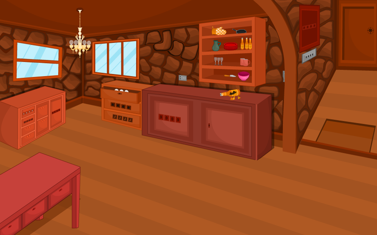 Escape Game-Country Cottage