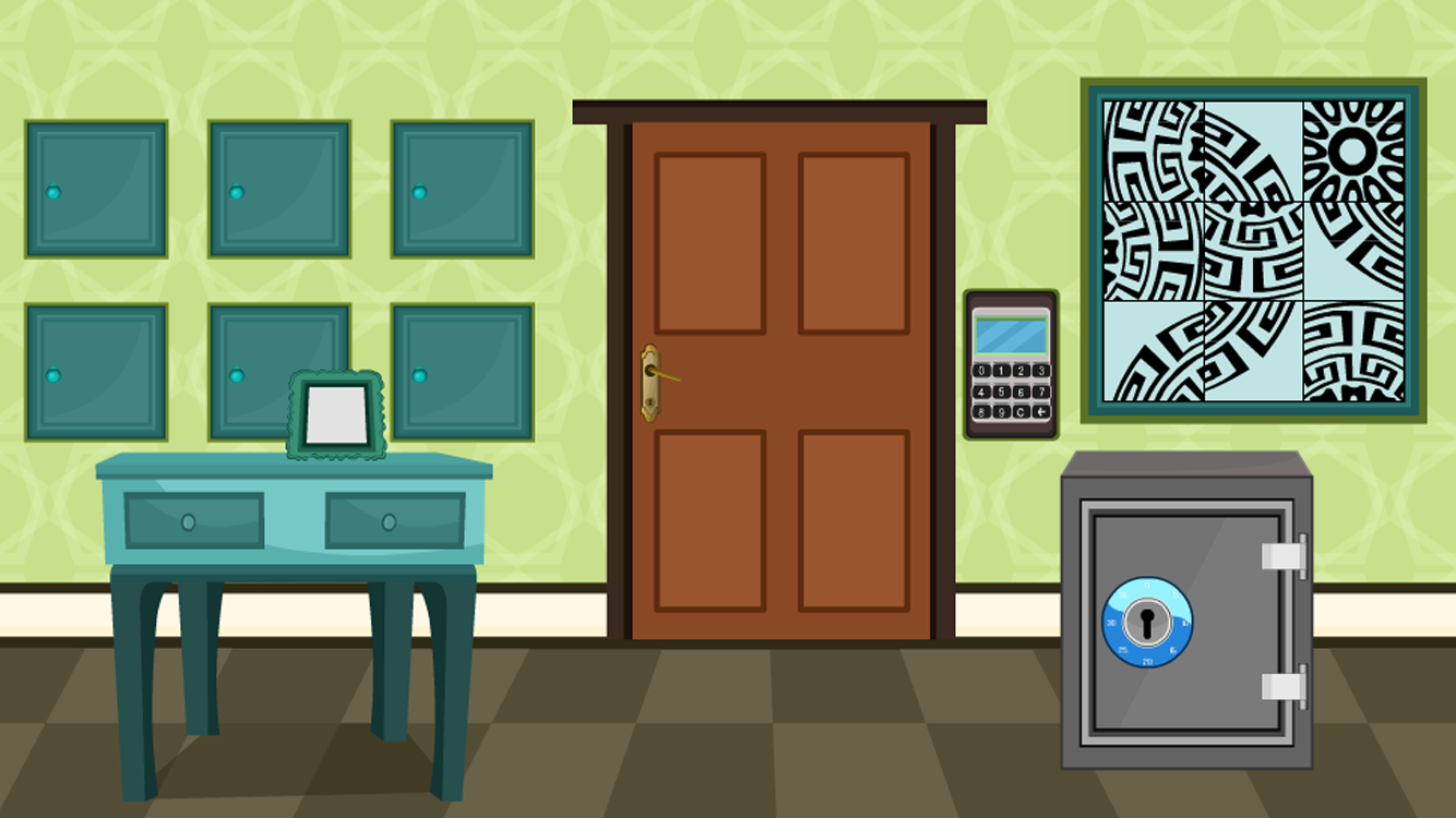 Escape Game-Quick 25 Doors