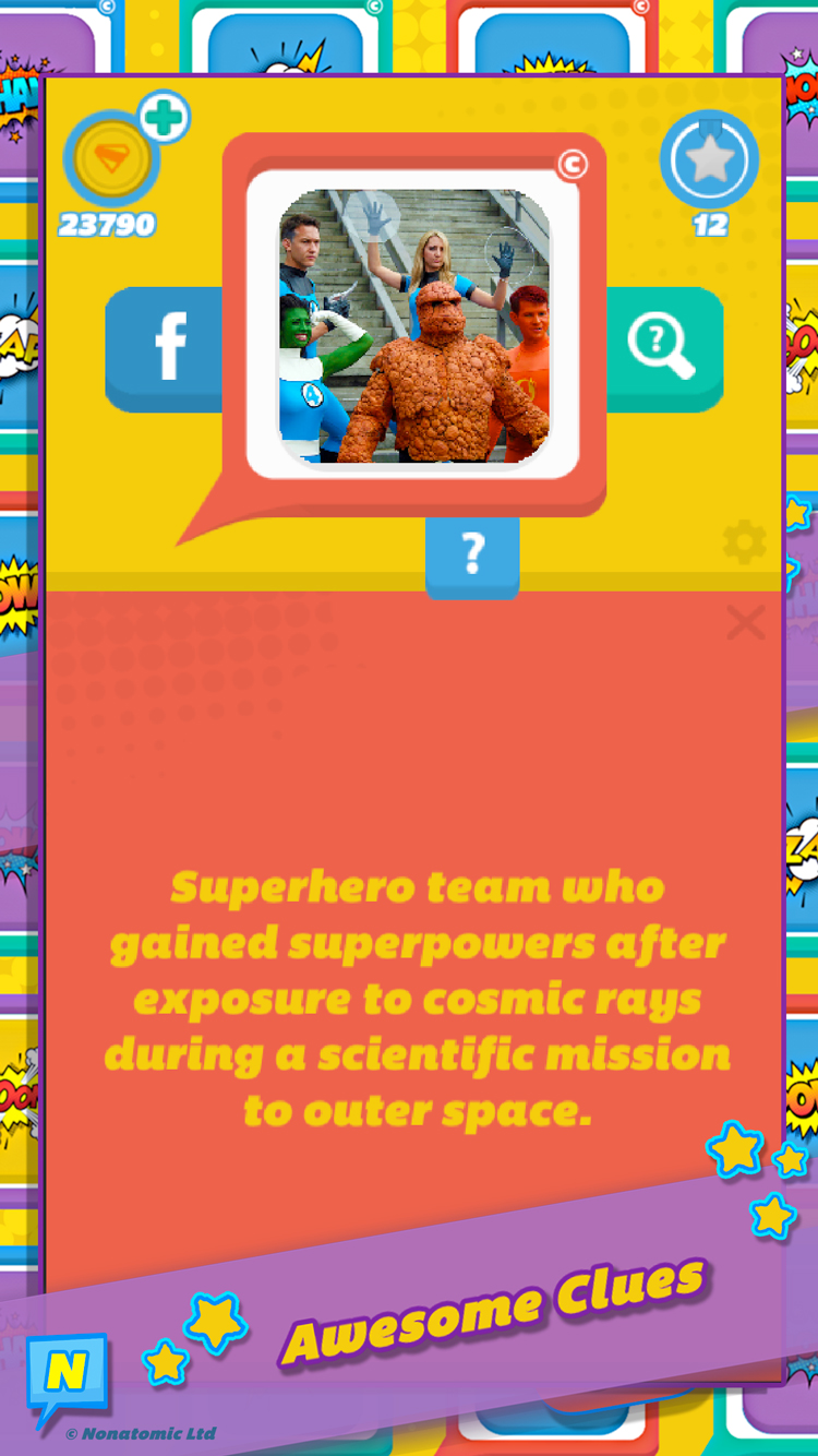 Guesswork Heroes of Cosplay