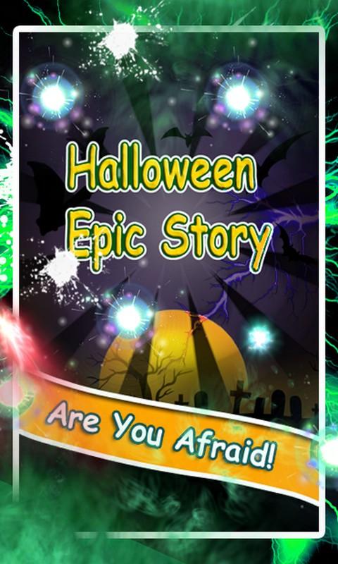 Halloween Epic Story
