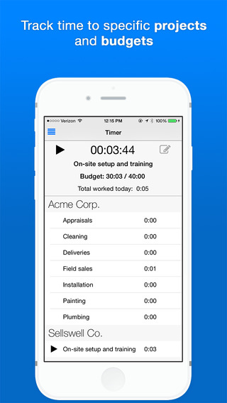 Hubstaff - Time Tracking and GPS