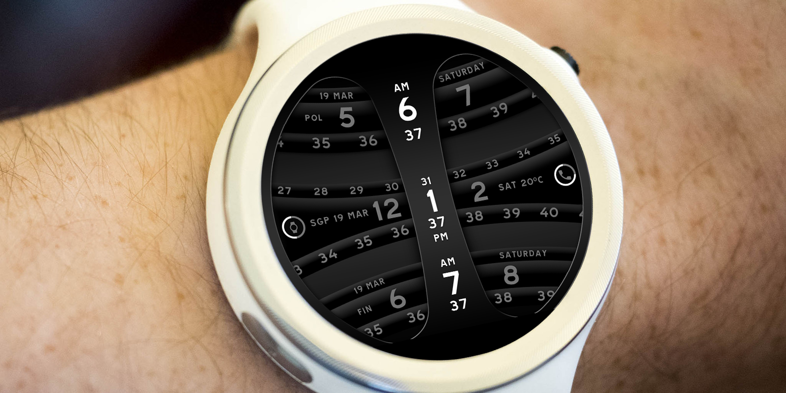 Global Timer Watch Faces