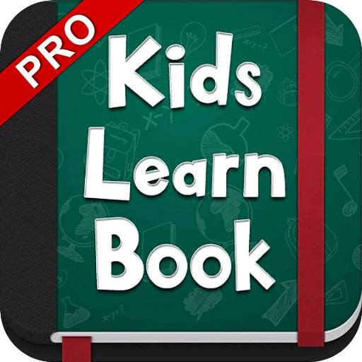 Kids Learn Book Pro - Educational App , Fun Learning Game