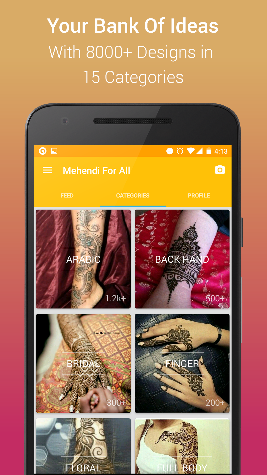 Mehndi Designs For All