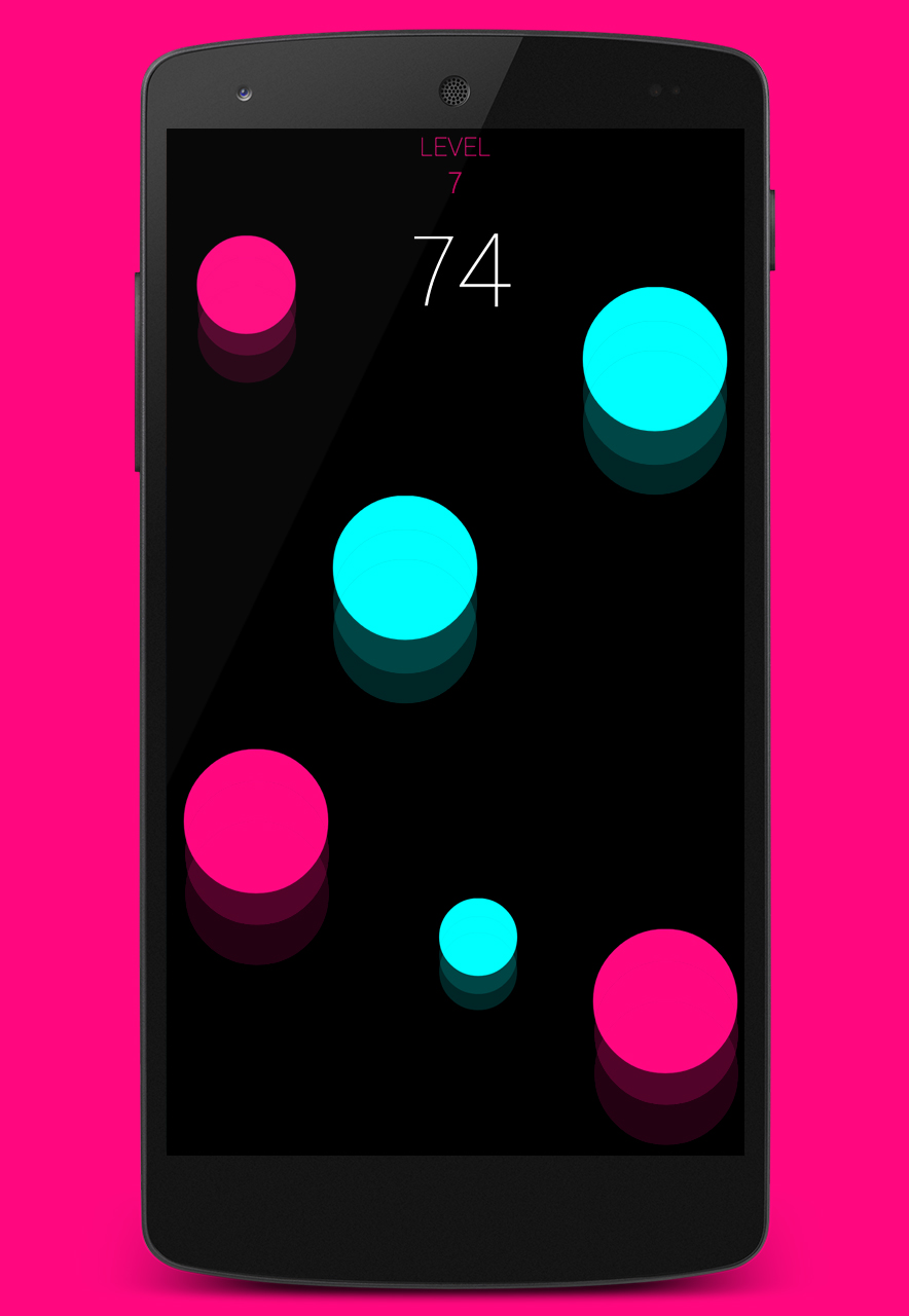 Pink Dots - Game