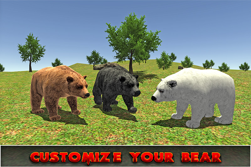 Rage of Bear 3D