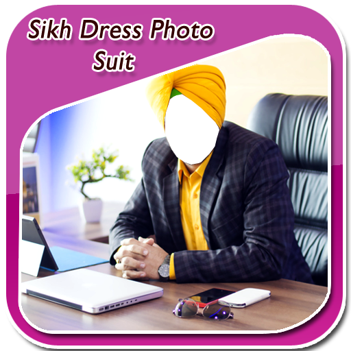 Sikh Dress Photo Suit