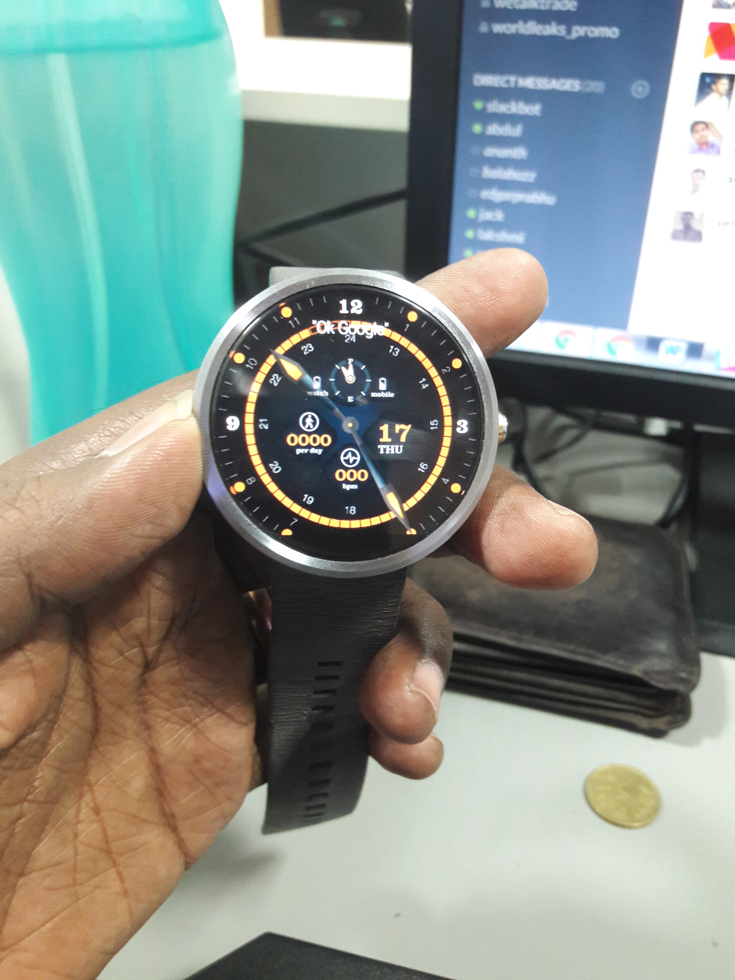 Smarter Watch Faces