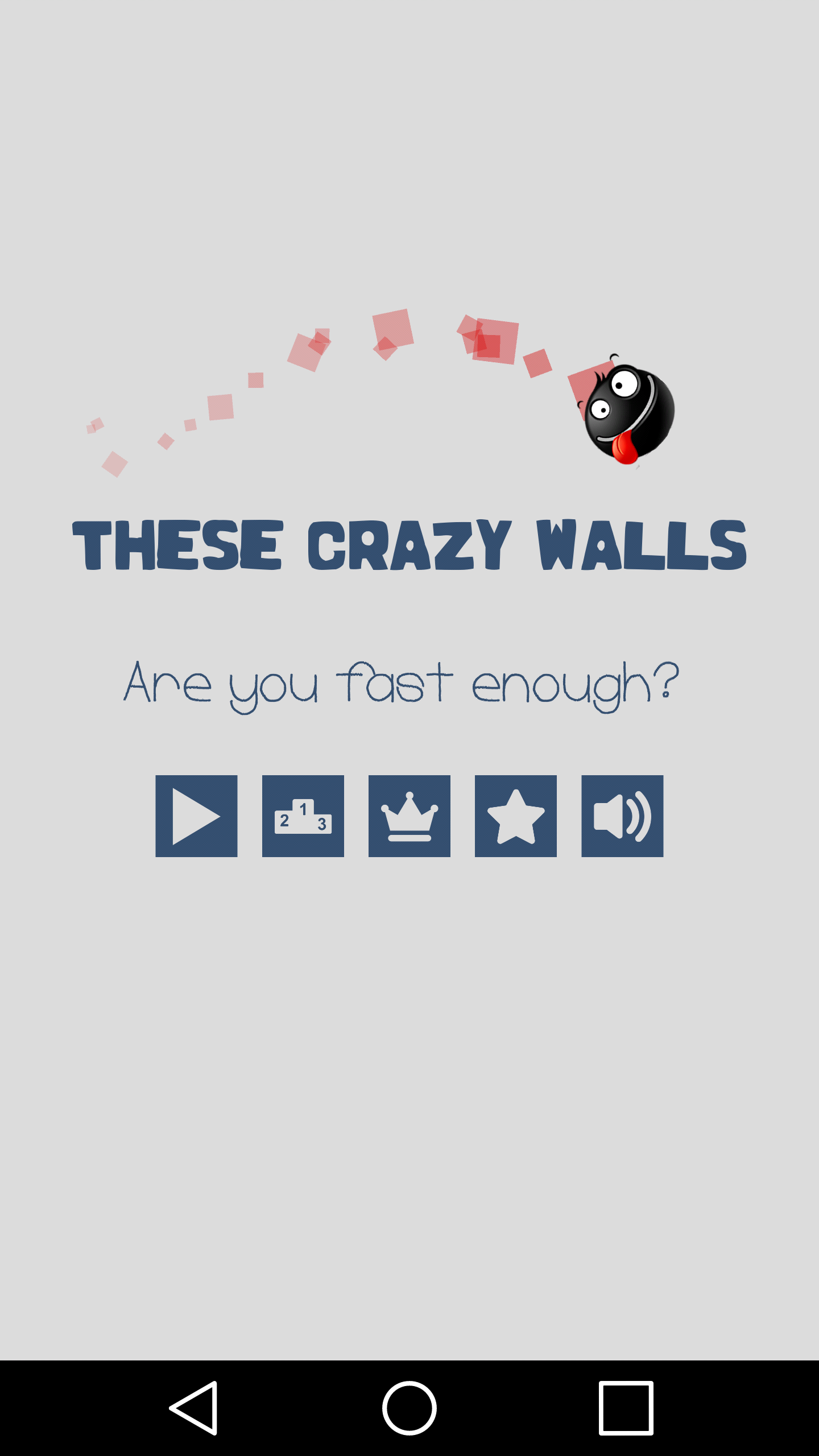 These Crazy Walls