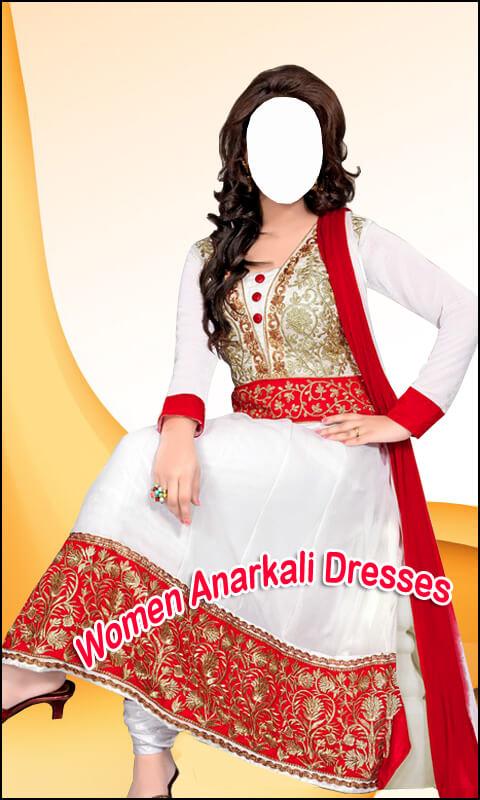 Women Anarkali Dresses