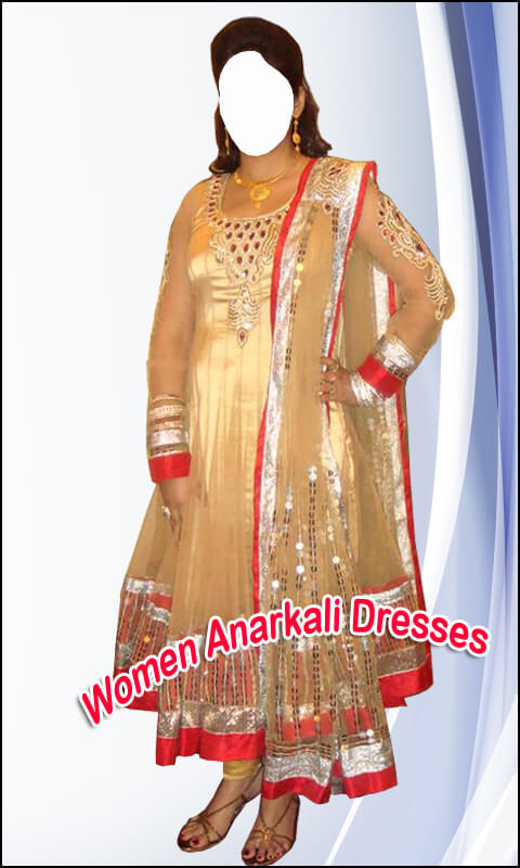 Women Anarkali Dresses
