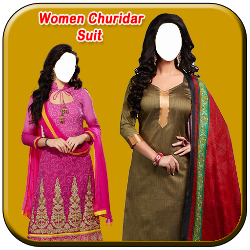 Women Churidar Suit HD