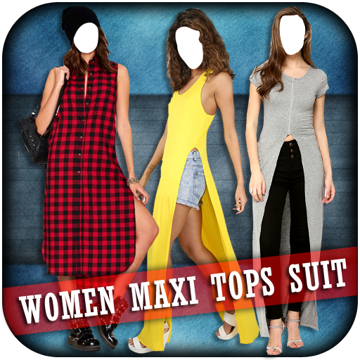 Women Maxi Tops Suit