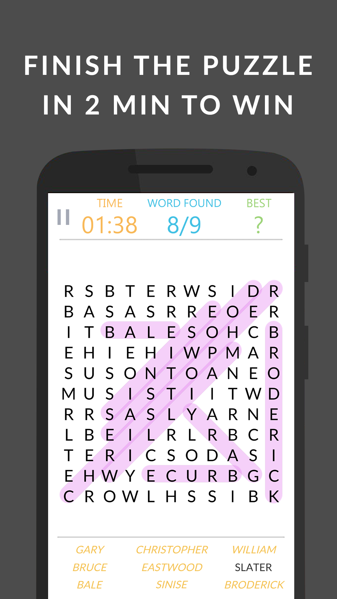 Word Search New!