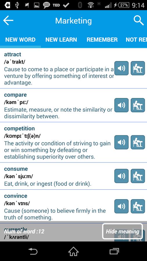 600 TOEIC Vocabulary