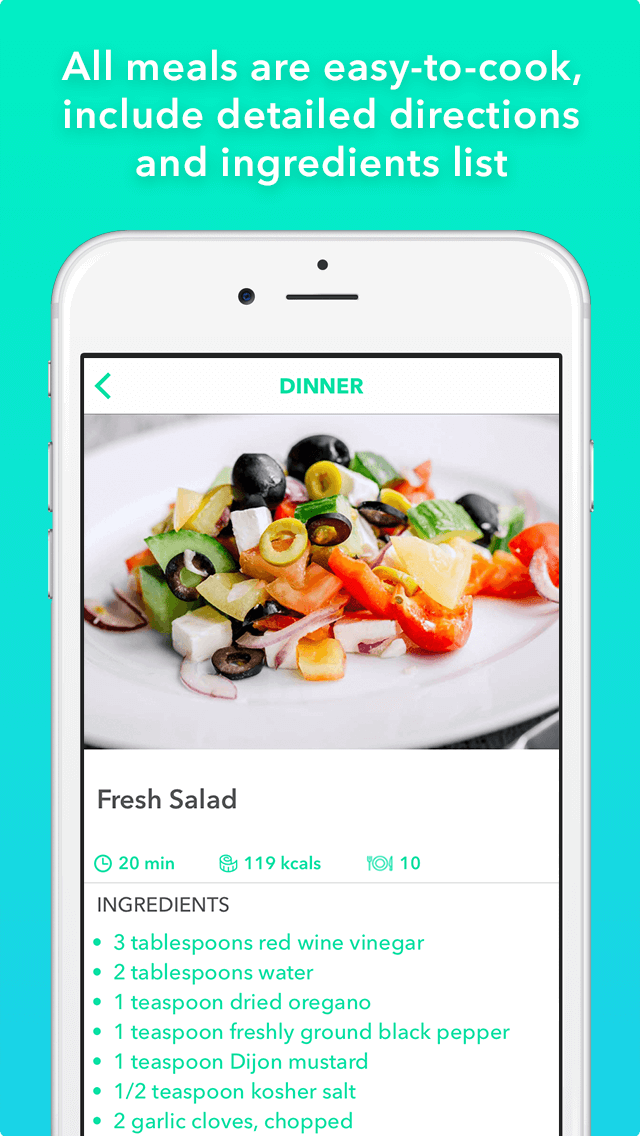 Akku – Personal Diets and Nutrition Plans