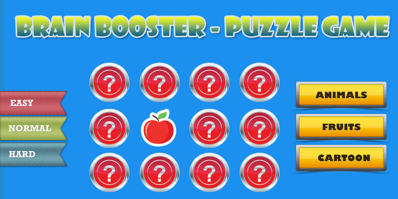 Brain Booster-Puzzle Game