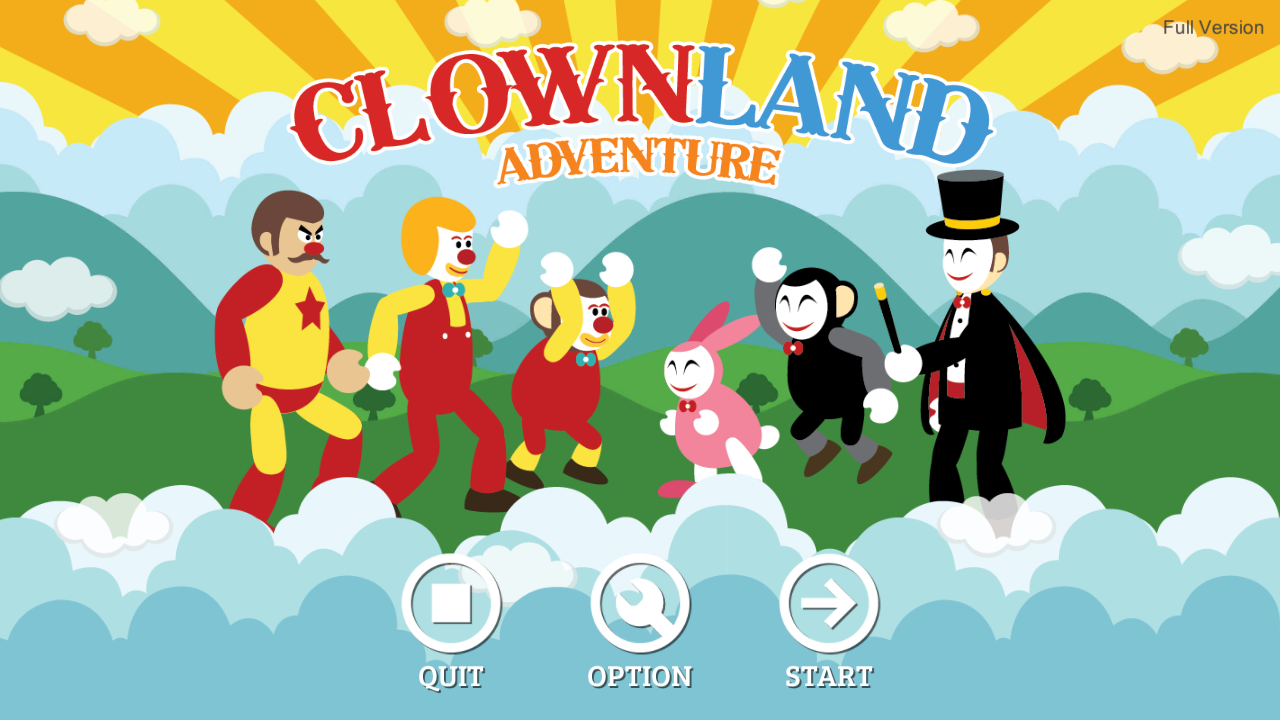 Clown Land Adventure