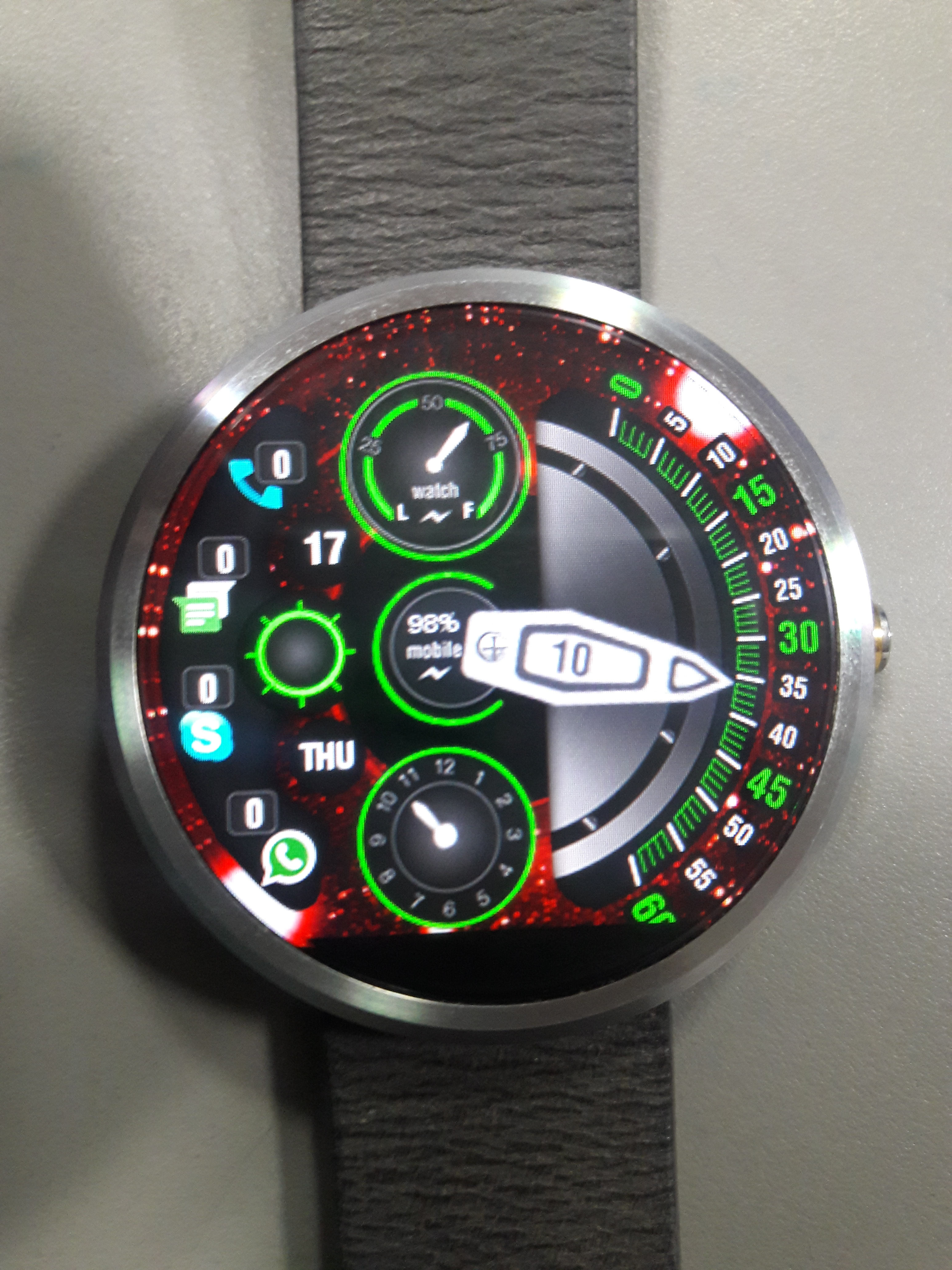 Cosmic Watch Faces