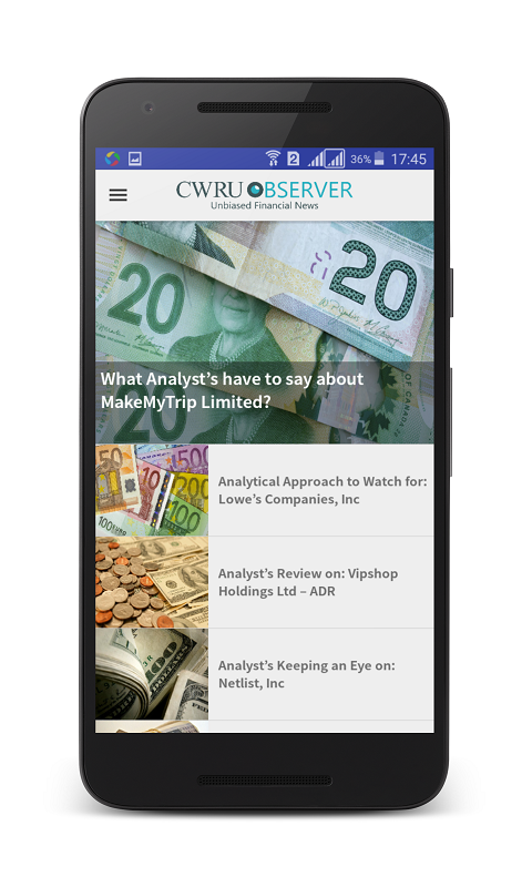 CWRU Observer (Financial News)