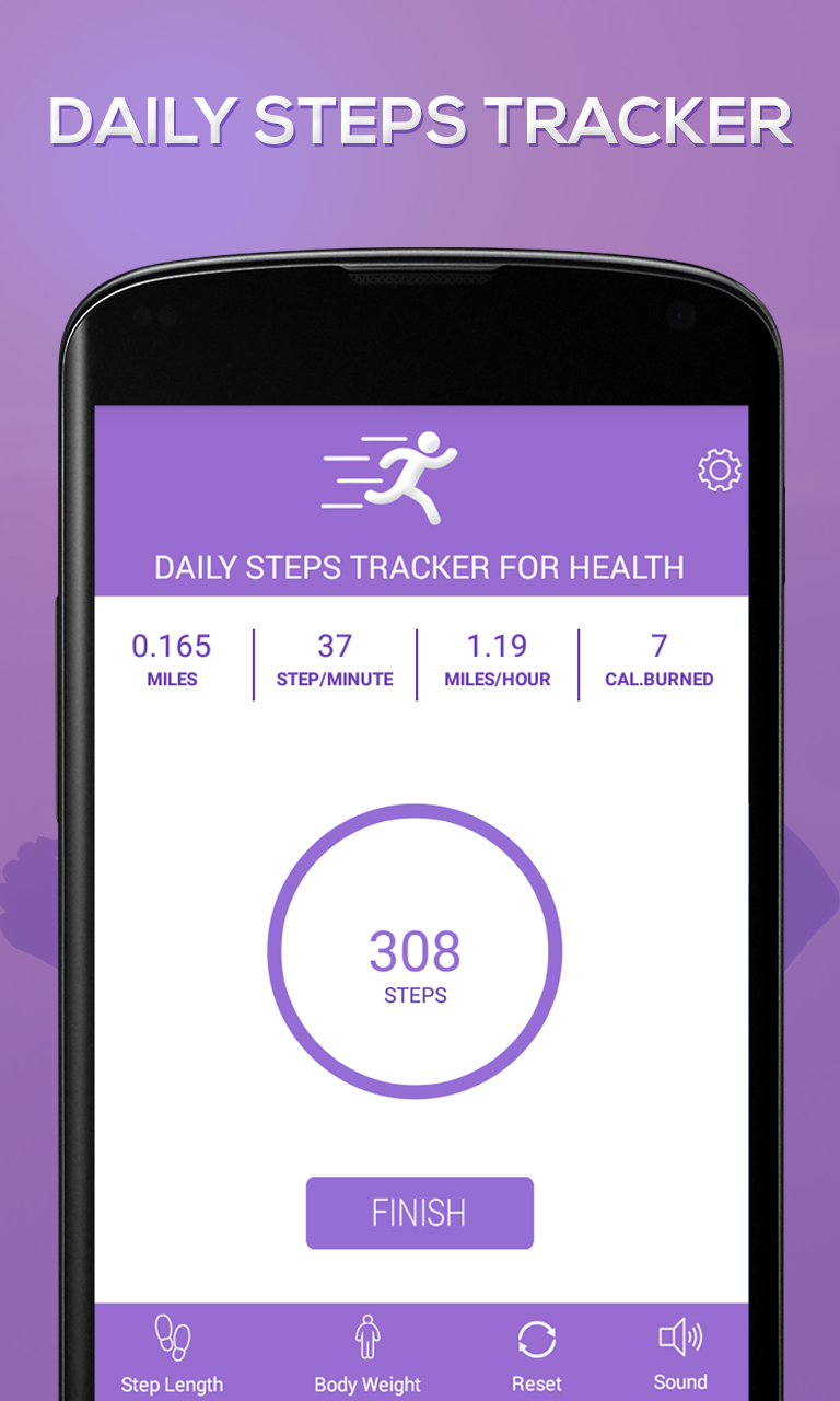 Daily Steps Tracker