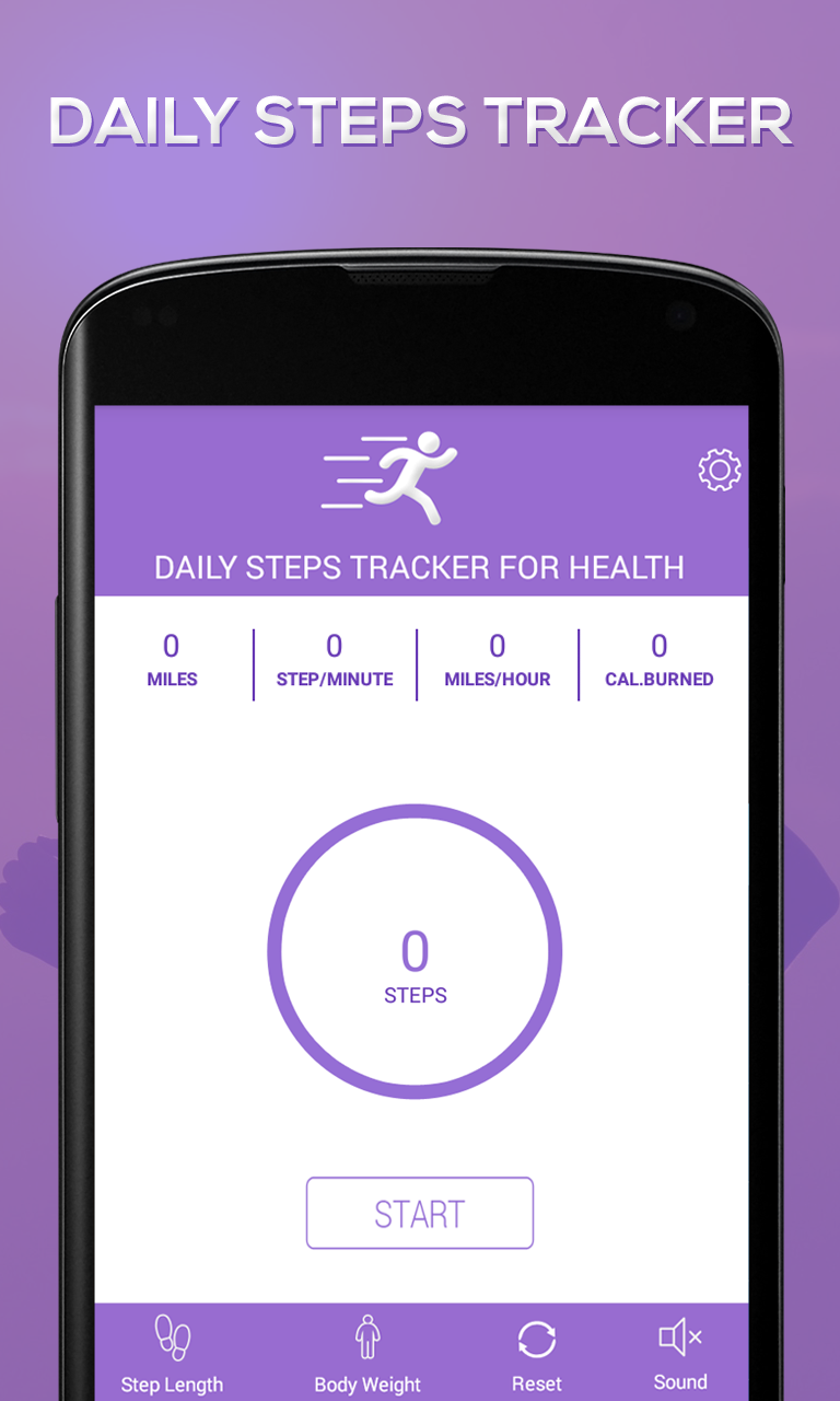 Daily Steps Tracker