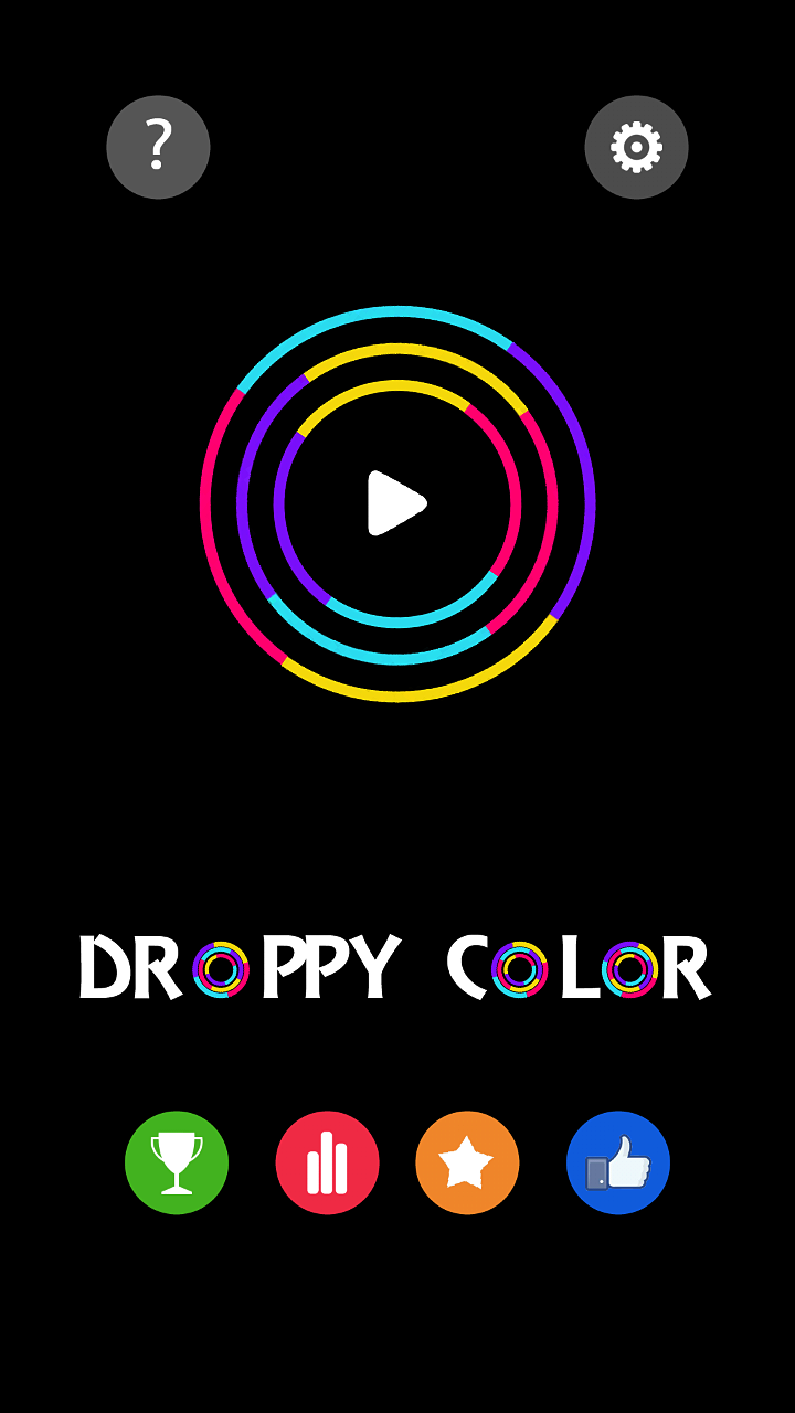 Droppy color