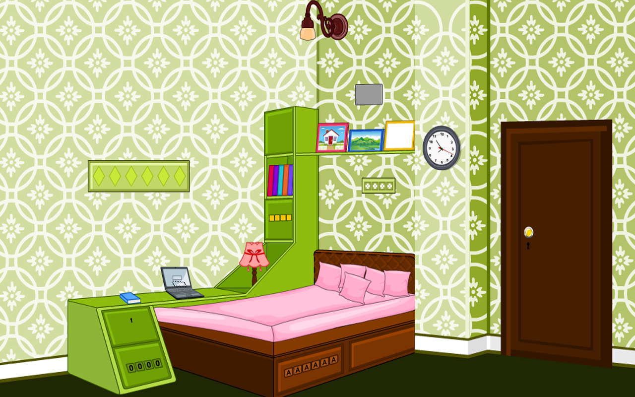 Escape Game-Classy Room
