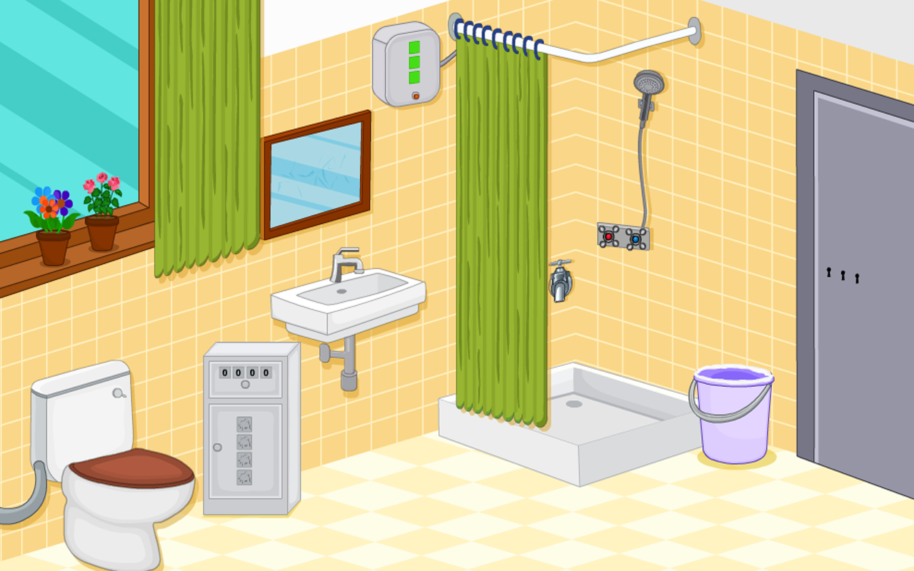 Escape Bathroom By Quick Sailor quicksailor escape game