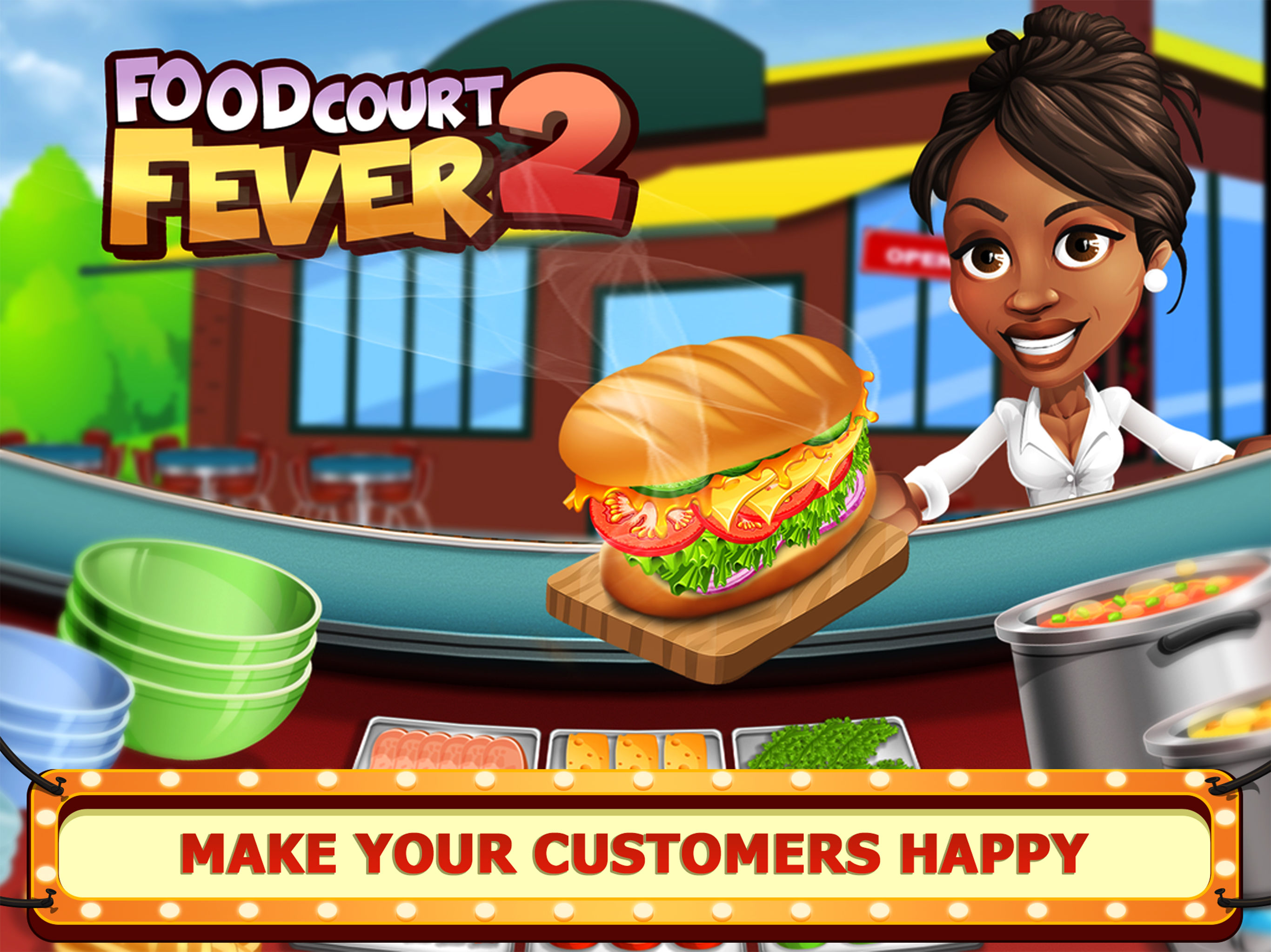 Food Court Fever 2: Super Chef