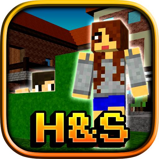 Hide and Seek – Online Peekaboo 3D Party Mini Game