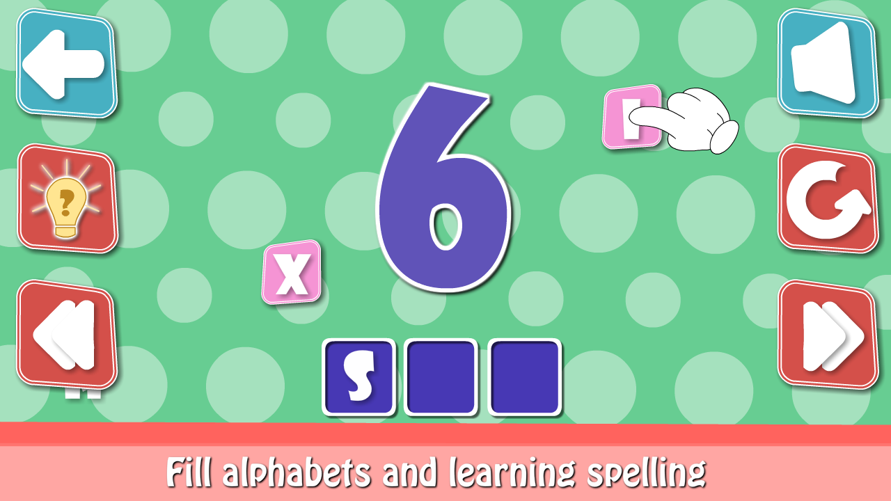 Kids Number Learning