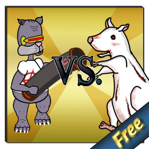 Kool Kat vs Zombie Rats
