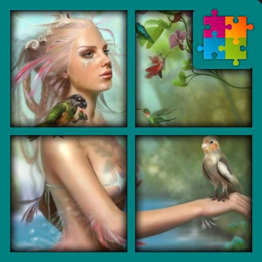 Magic Princess Jigsaw Puzzle