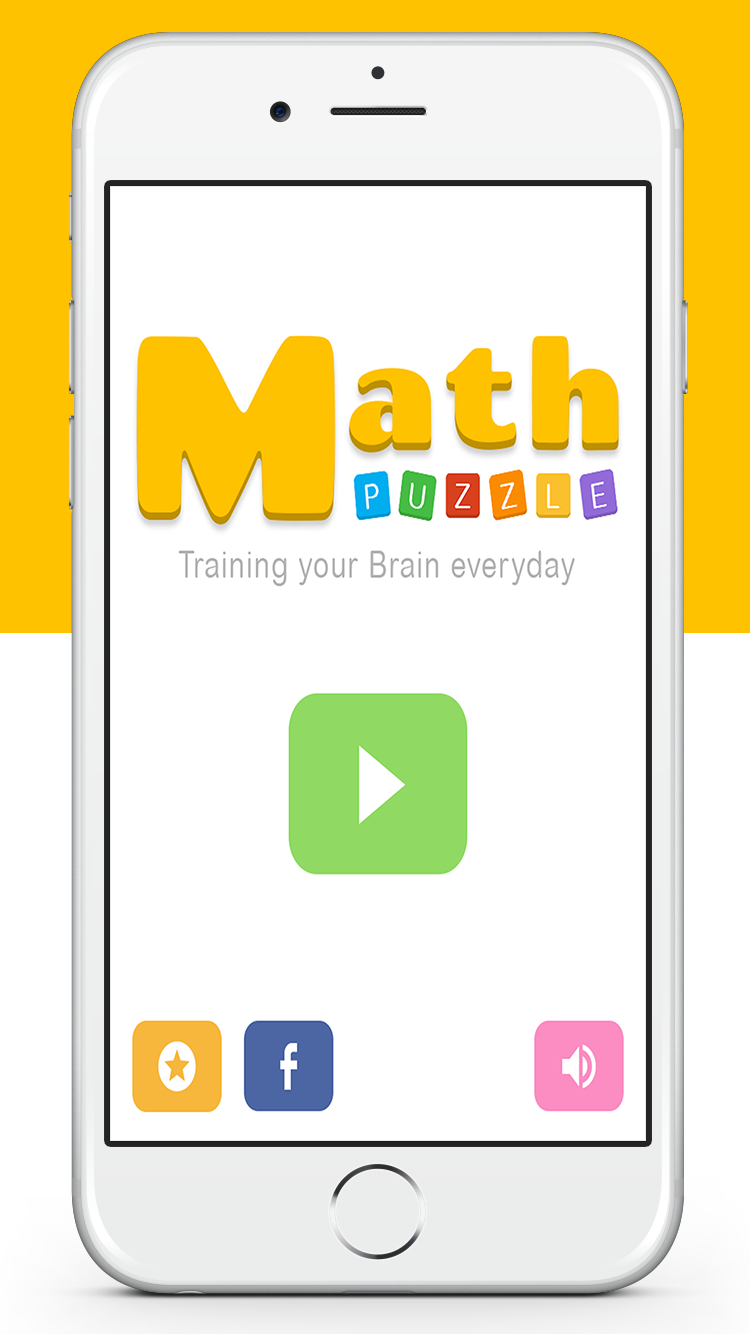 Math Puzzle - Brain Training
