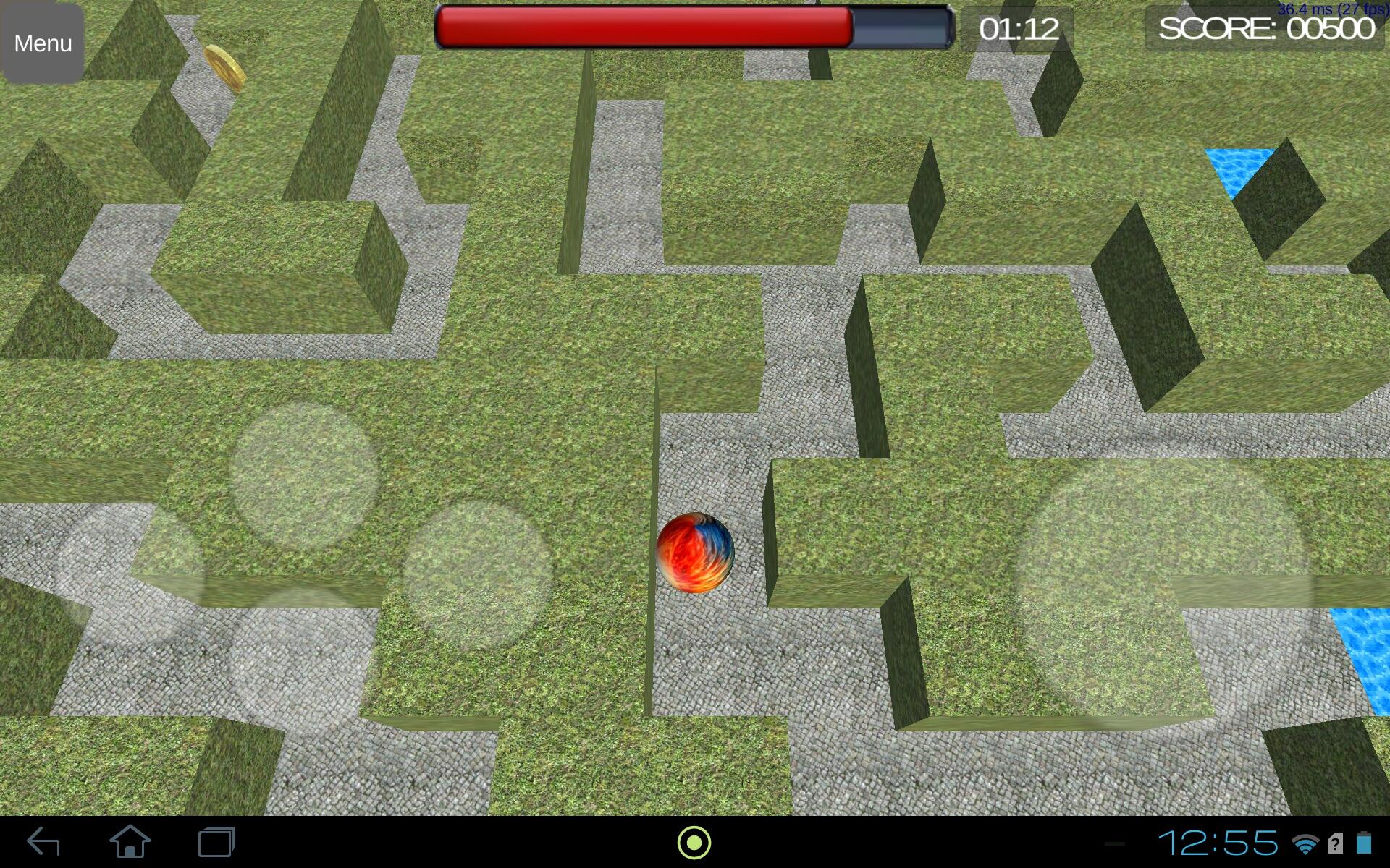 Maze 3D labirinth