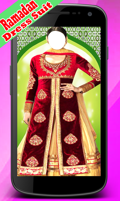 Ramadan Dress Photo Suit