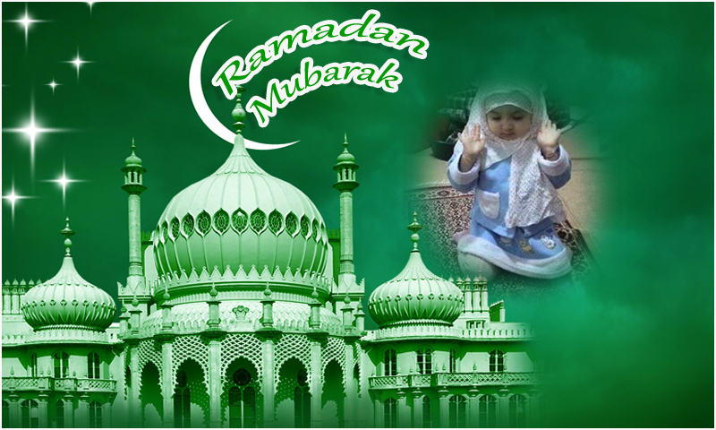 Ramadan Photo Frames HD