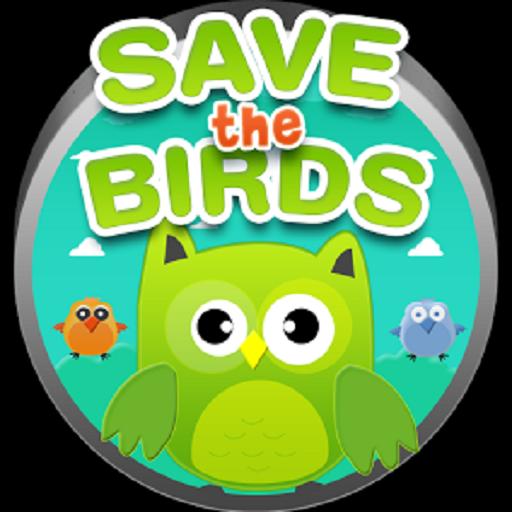 Save The Birds - Bounce Balls