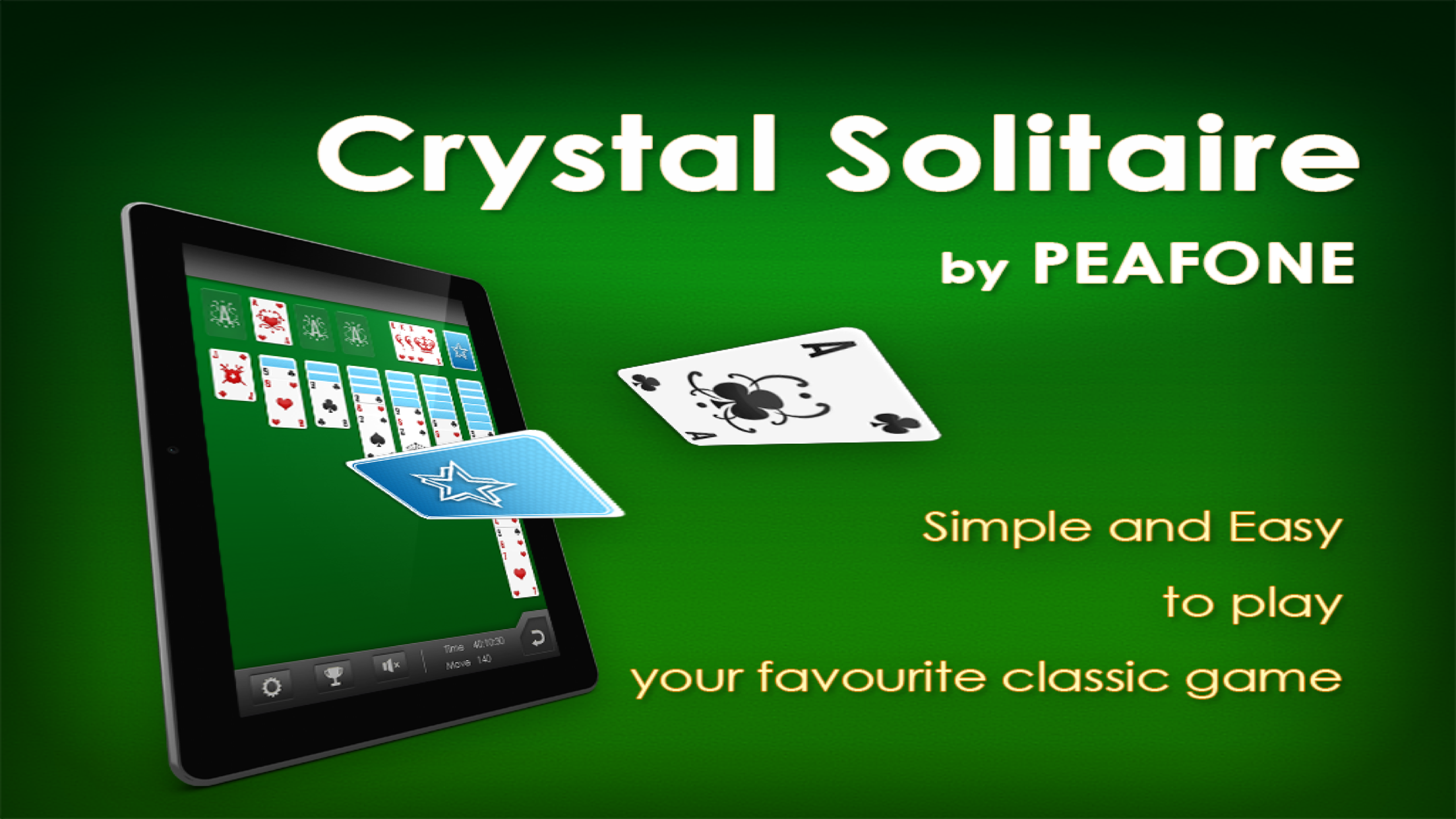 Solitaire Crystal - Klondike