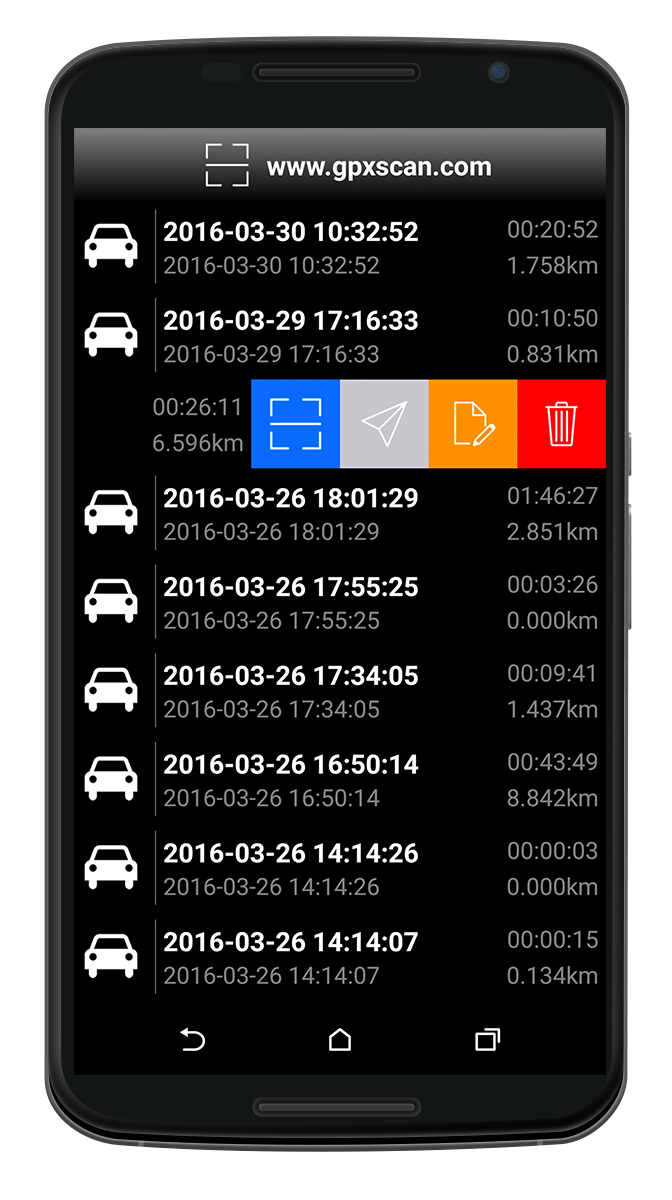 Speed View GPS